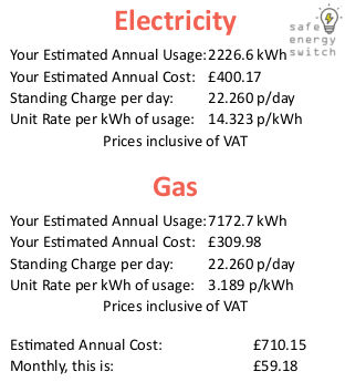 energy supplier switch gas electric